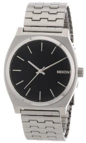 Nixon The Time Teller schwarz (A045-000)
