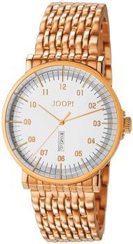 Joop! Herren-Armbanduhr Executive Analog Quarz Edelstahl JP100821F09