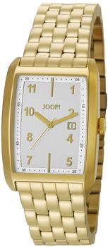 Joop! Joop Herren-Armbanduhr Transcendence Analog Quarz Edelstahl JP100741F04