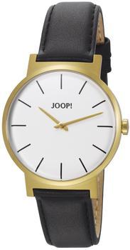 Joop! Joop Herren-Armbanduhr Origin Swiss Made Analog Quarz Leder JP100841S04