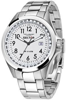 sector-r3253180001-white-matt-dial-uhr-herrenuhr-edelstahl