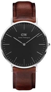 Daniel Wellington Classic Black St Mawes (DW00100130)