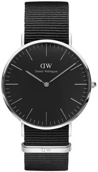 Daniel Wellington Classic Black Cornwall (DW00100149)
