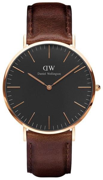 Daniel Wellington Classic Black Bristol (DW00100125)