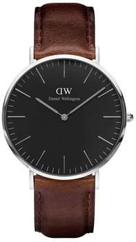 Daniel Wellington Classic Black Bristol (DW00100131)