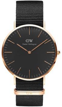 Daniel Wellington Classic Black Cornwall (DW00100148)