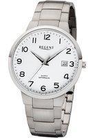 Regent Uhr - Titan Herrenuhr mit Saphirglas - F1117