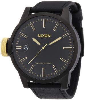 Nixon Chronicle A127-1041 blackgold