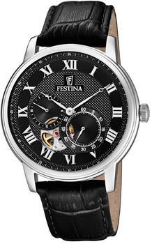 festina-unisex-erwachsene-armbanduhr-f6858-3-herrenuhr-automatik-kleine-sekunde-roemische-zahlen