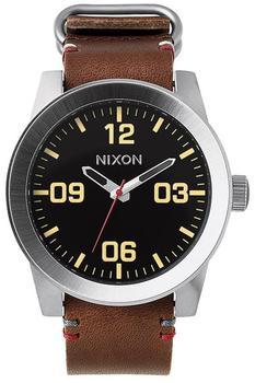 Nixon Corporal black/brown