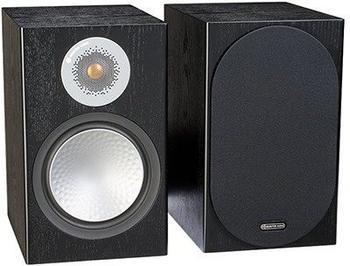 Monitor Audio Silver 100 schwarz eiche