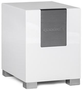 Quadral Qube 10 Aktiv weiß