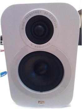 Q Acoustics 3010 weiß