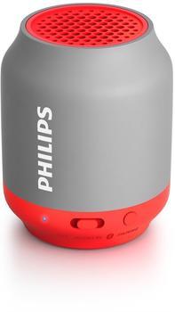 Philips BT50 grau/rot