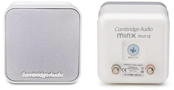 Cambridge Audio Minx Min 12 weiß
