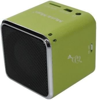 Technaxx MusicMan Mini Wireless Soundstation BT-X2 grün