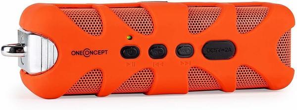 OneConcept Orange Know