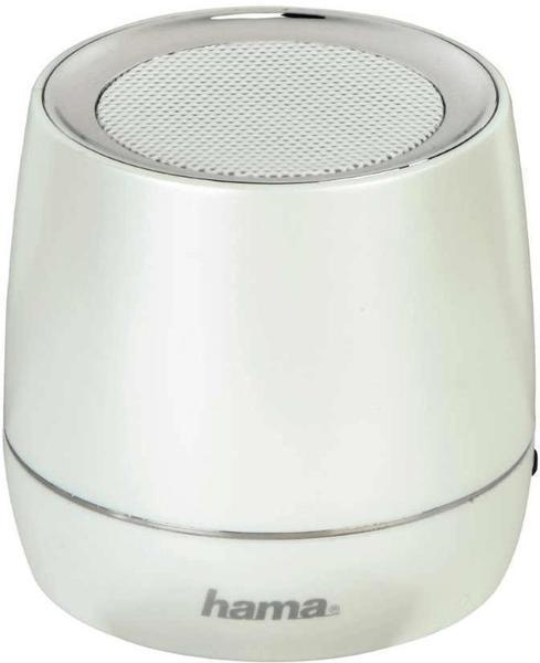 Hama Smartphone-Lautsprecher weiß