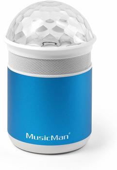 Technaxx MusicMan Disco Bluetooth Soundstation BT-X17 blau