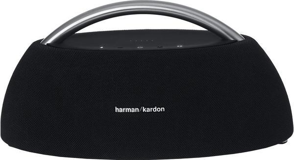 Harman-Kardon Go + Play Mini schwarz