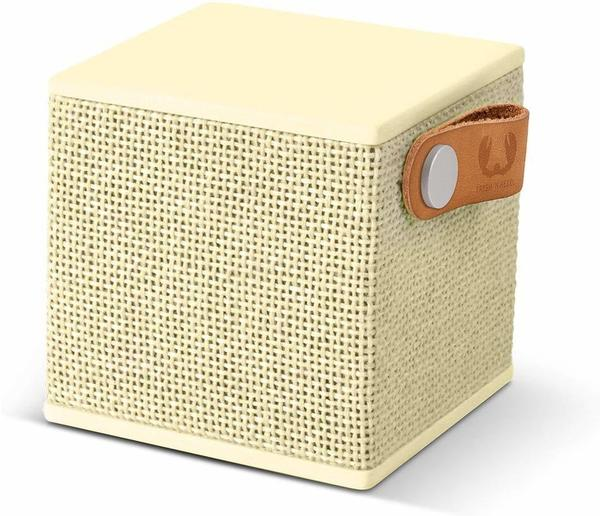 Fresh 'n Rebel Rockbox Cube Fabriq Edition Buttercup