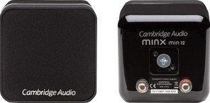 Cambridge Audio Minx Min 12 schwarz
