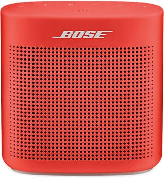 Bose SoundLink Color II rot