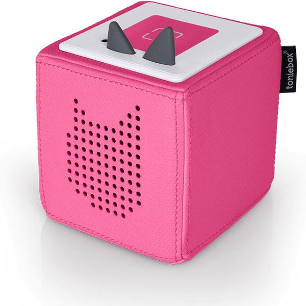 Tonies Toniebox pink + Löwe
