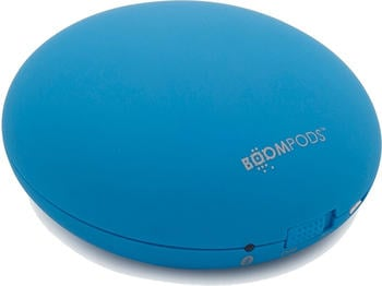 BOOMPODS Downdraft Wireless blau