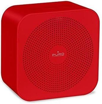 Puro Handy Speaker red