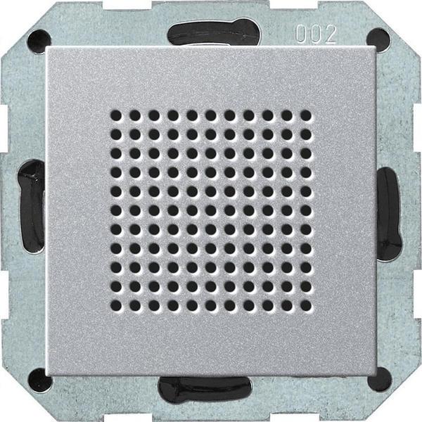 Gira Lautsprecher Unterputz-Radio RDS Farbe Alu (2282 26)