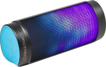 Technaxx MusicMan BT-X26 blau-schwarz
