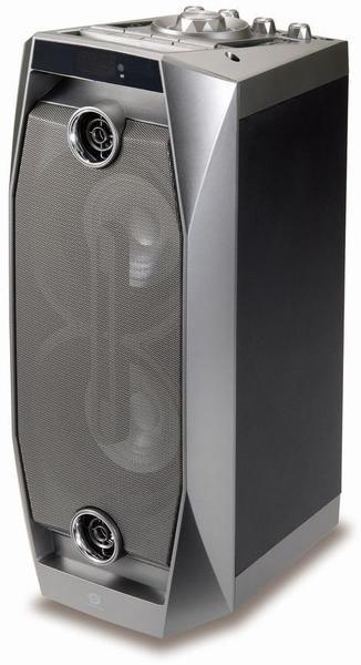 Conceptronic Wireless Bluetooth Disco Speaker grau