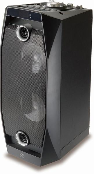 Conceptronic Wireless Bluetooth Disco Speaker schwarz