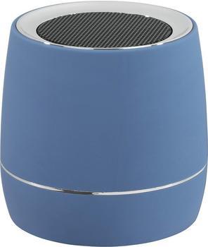 Hama Mobiler Lautsprecher matt blau