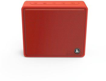 Hama Mobiler Bluetooth-Lautsprecher Pocket rot