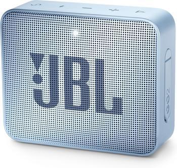 JBL GO 2 Icecube Cyan