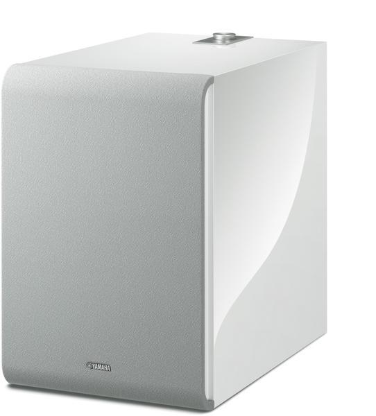 Yamaha MusicCast SUB 100 weiß