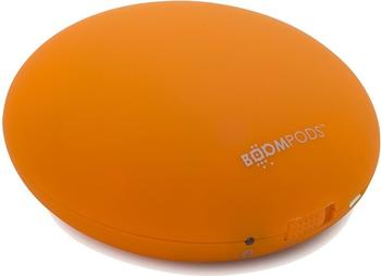 BOOMPODS Downdraft Wireless orange