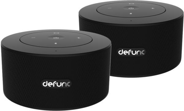 defunc Duo schwarz