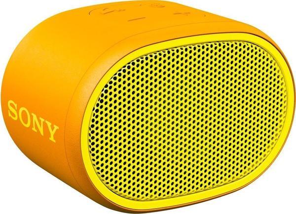 Sony SRS-XB01 Yellow