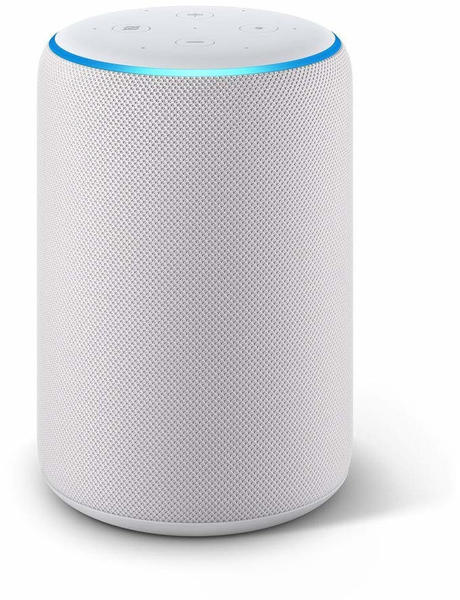 Amazon Echo Plus (2. Generation) Sandstein Stoff