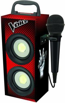 Lexibook The Voice Mini Tour Bluetooth (BTP155TVZ)