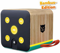 Tiger Media Tigerbox - grün Bambus-Edition