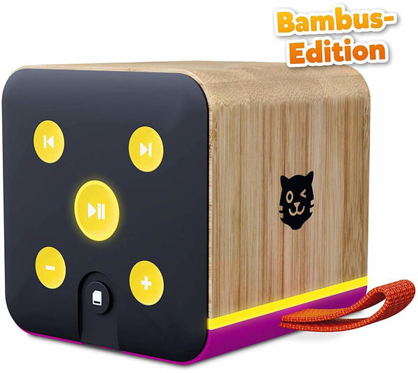 Tiger Media Tigerbox - lila Bambus-Edition