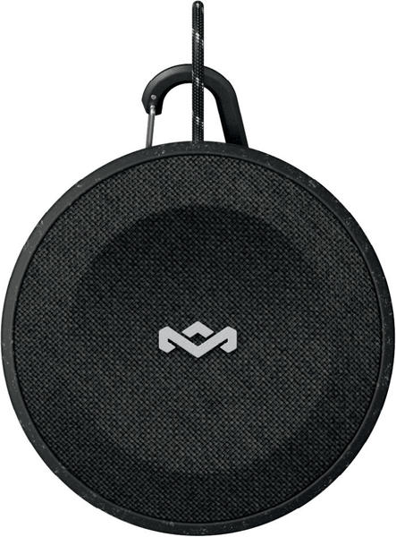 The House of Marley No Bounds Waterproof Bluetooth Speaker Black