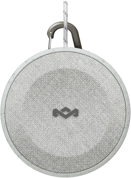 The House of Marley No Bounds Waterproof Bluetooth Speaker Silver