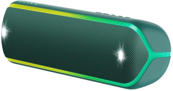 Sony SRS-XB32 grün
