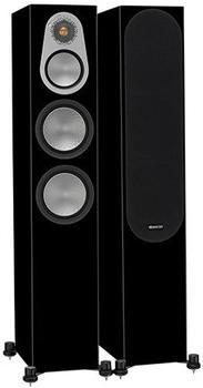 monitor-audio-silver-300-high-gloss-black