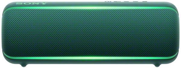 Sony SRS-XB22 grün